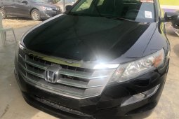 Foreign Used Honda Accord CrossTour 2011 Model Black