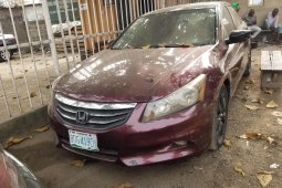 Naija Used 2008 Honda Accord for sale in Lagos