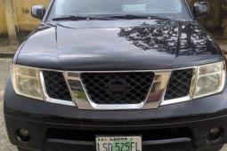 Nigeria Used Nissan Pathfinder 2007 Model Black
