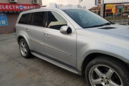 Nigerian Used 2008 Mercedes-Benz GL-Class Well maintained