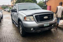 Nigeria Used Ford F-150 2007 Model Silver