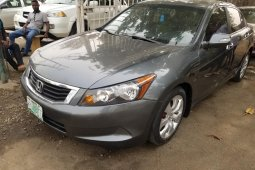 Honda Accord 2008 Automatic Nigerian Used