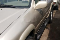 Foreign Used Nissan Pathfinder 2003 Model Gold