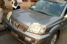 Nigeria Used Nissan X-Trail 2004 Model Gold
