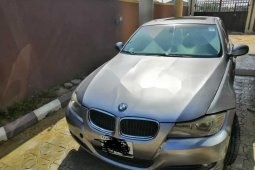 Nigeria Used BMW 328i 2009 Model Gray