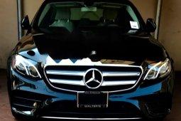 Mercedes Benz 2018 E300 4matic Edition model Tokunbo
