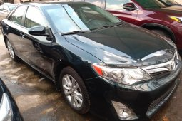 Foreign Used Toyota Camry 2012 Model Gray