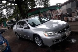 2006 Honda Accord for sale in Lagos