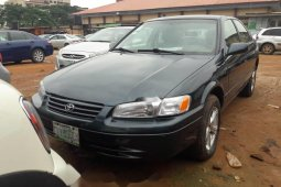 Nigeria Used Toyota Camry 1999 Model for sale