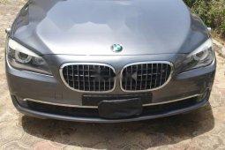 Nigeria Used BMW 7 Series 2012 Model Gray