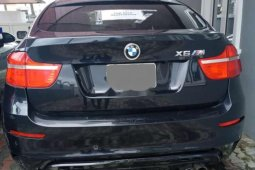 Naija Used 2013 Model BMW X6 Automatic Well maintained