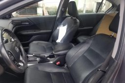 2014 Honda Accord Tokunbo