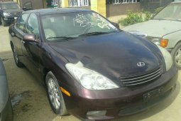 Foreign Used Lexus ES 2004 Model for Sale
