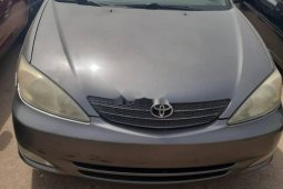 Foreign Used 2004 Dark Grey Toyota Camry for sale in Lagos