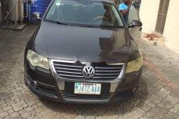 Nigeria Used Volkswagen Passat 2007 Model Gray