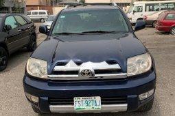 Nigeria Used Toyota 4-Runner 2006 Model Blue