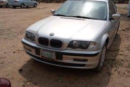 Nigeria Used BMW 3 Series 2004 Model Silver