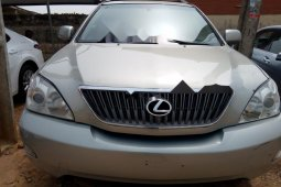 Foreign Used Lexus RX 2006 Model Silver