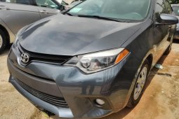 Super Clean 2015 Toyota Corolla for sale in Lagos