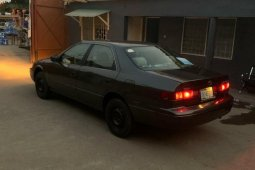 Nigerian Used Toyota Camry 1999 model