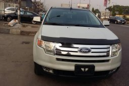 Well Maintained 2008 Ford Edge Suv / crossover for sale