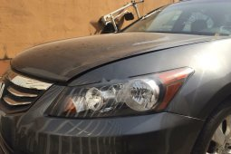 Foreign Used Honda Accord 2009 Model Gray