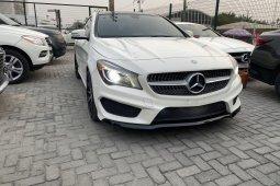 Tokunbo Mercedes-Benz CLA-Class 2014 Model White