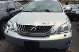 Foreign Used Lexus RX 2006 Model Green