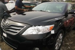 Foreign Used Toyota Camry 2007 Model Black