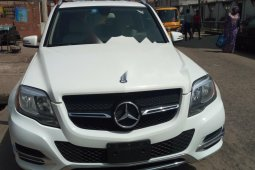 Foreign Used Mercedes-Benz GLK 2014 Model White