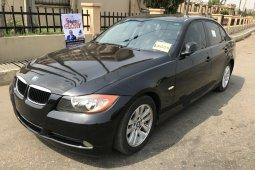 Foreign Used BMW 325i 2006 Model Black