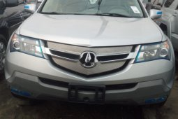 Full option accident free  2008 Acura MDX for sale in Lagos
