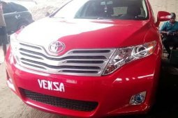Foreign Used Toyota Venza 2010 Model