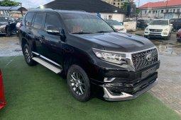 Toyota Land Cruiser Prado 2019 Automatic Petrol ₦34,000,000