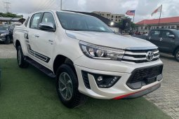 Brand New Toyota Hilux 2019 Petrol Automatic White