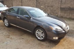 Foreign Used Lexus ES 2010 Model