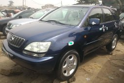 Foreign Used Lexus RX 2001 Model