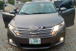 Nigeria Used Toyota Venza 2012 Model Gray