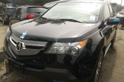 Well Maintained Tokunbo 2008 Acura MDX for Sale