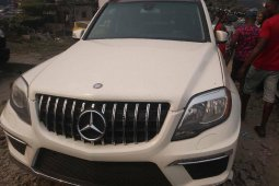 Foreign Used Mercedes-Benz GLK 2012 Model White