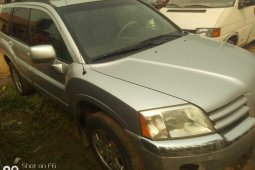 Nigeria Used Mitsubishi Endeavor 2006 Model Silver