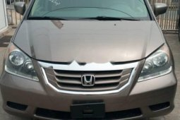 Foreign Used Honda Odyssey 2008 Model Brown