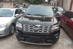 Foreign Used Ford Explorer 2016 Model Black