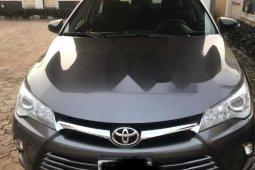 Nigeria Used Toyota Camry 2015 Model Gray