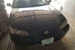 Nigeria Used Toyota Camry 1999 Model Black
