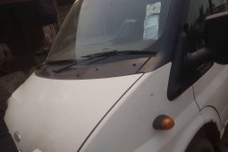 Foreign Used Ford Transit 2006 Model White