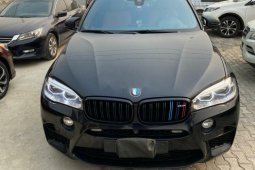 Nigeria Used BMW M5 2016 Model Black