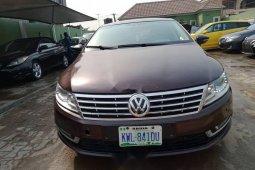 Nigeria Used Volkswagen Passat 2012 Model Red