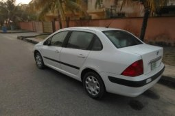 Nigeria Used Peugeot 307 2007 Model White