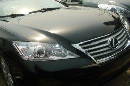 Foreign Used Lexus ES 2011 Model Black